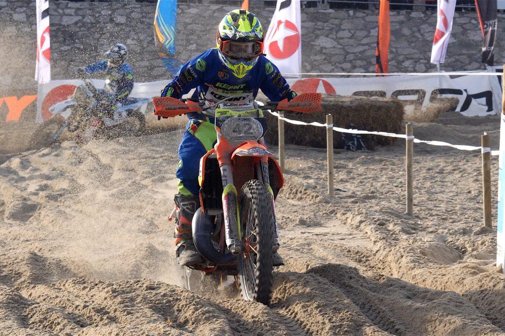 En catégorie Junior, Florian Miot se place 1er des 125 !