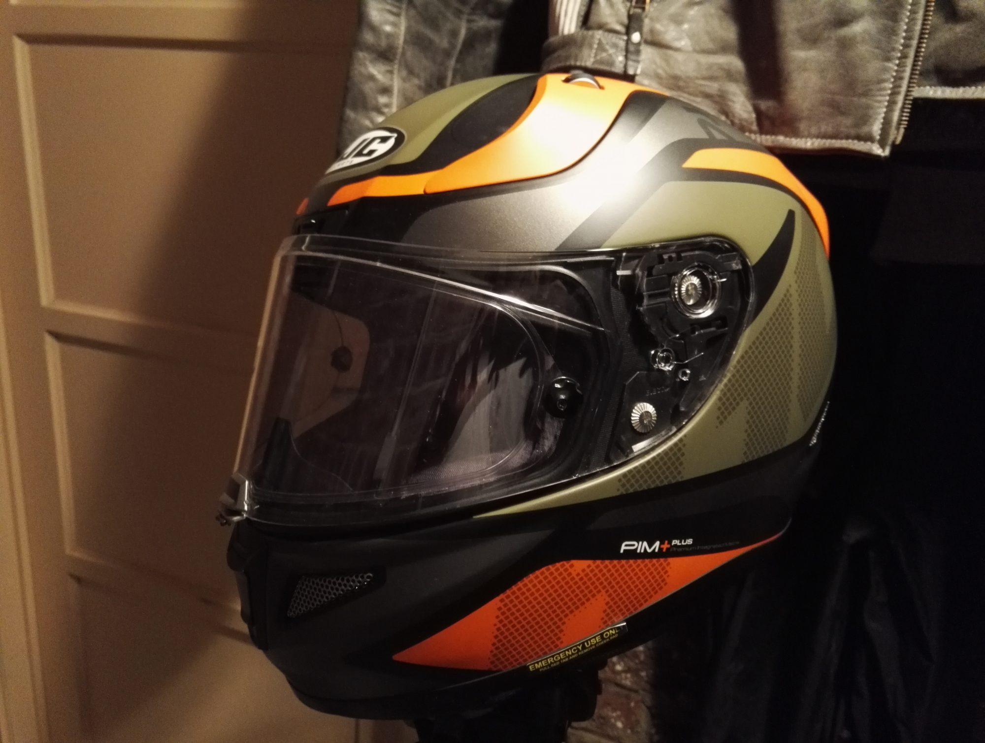Le casque HJC Rpha 11, un concentré de technologie pour les sportifs