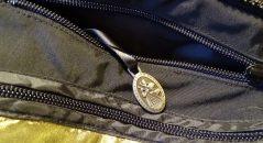 Avec St Christophe dans la poche, vous ridez en sécurité !