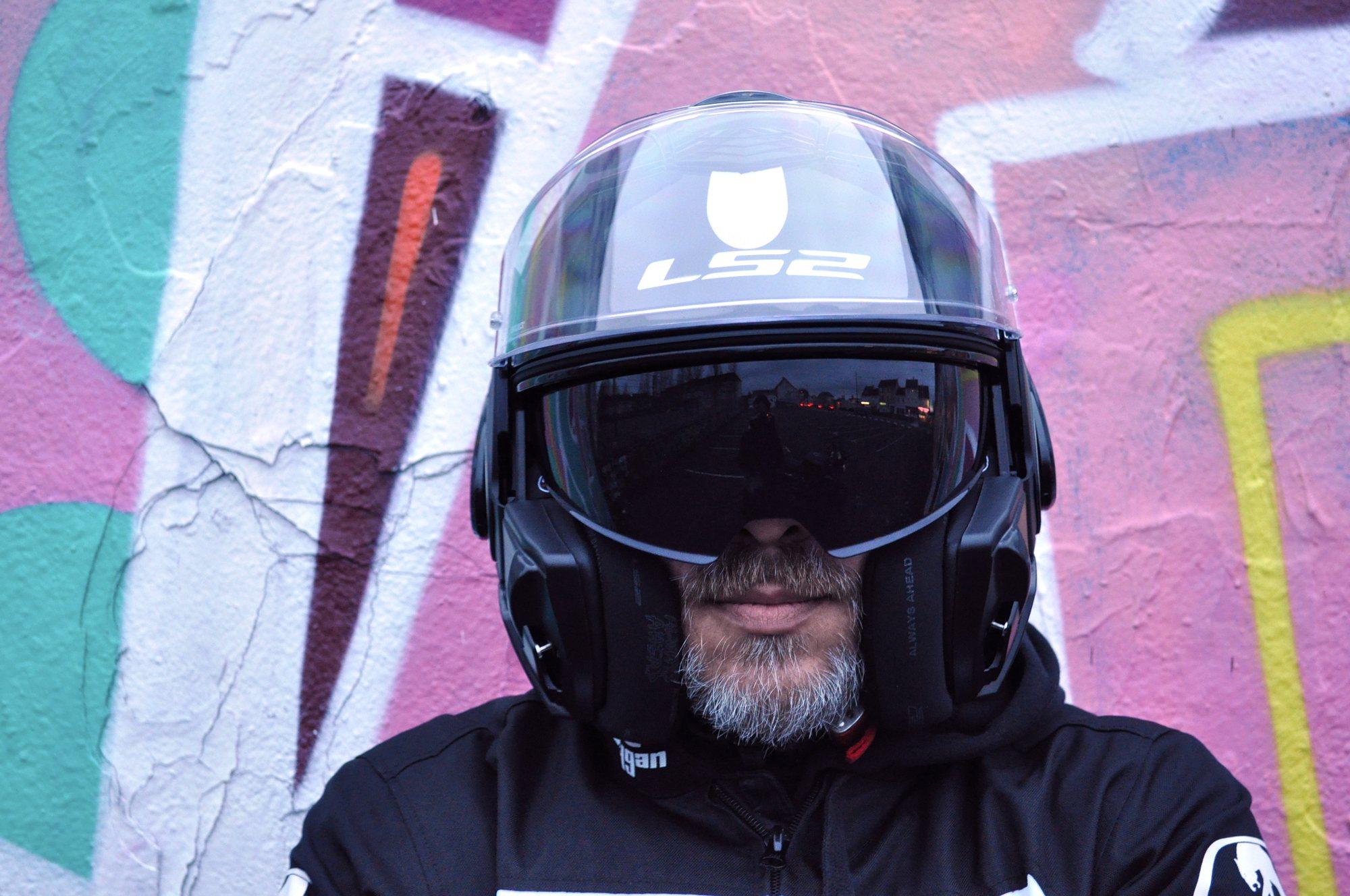 casque LS FF399 Valiant