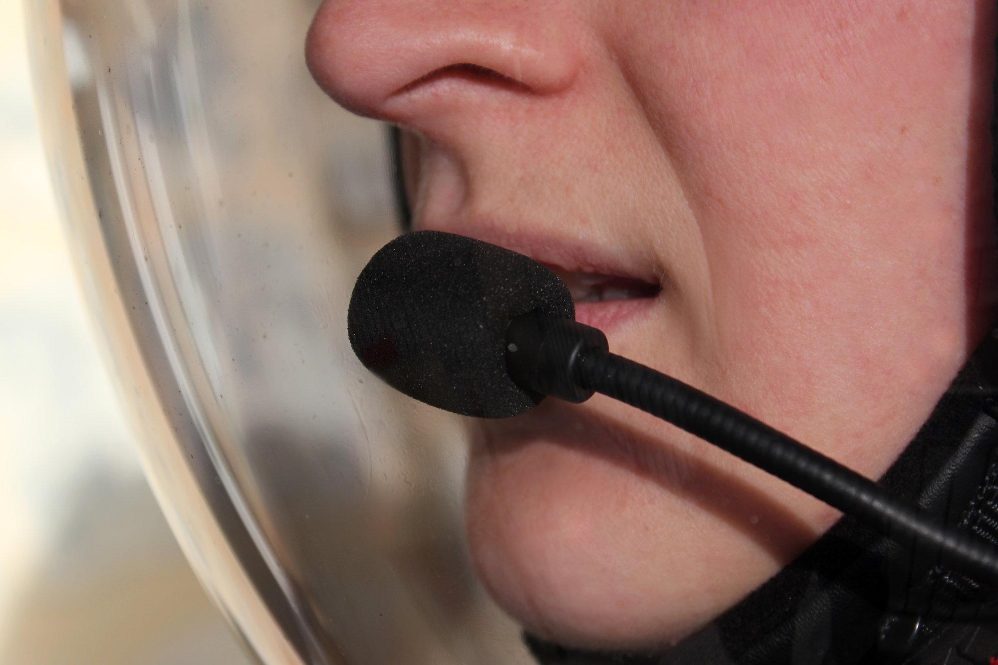 Commande vocale téléphone