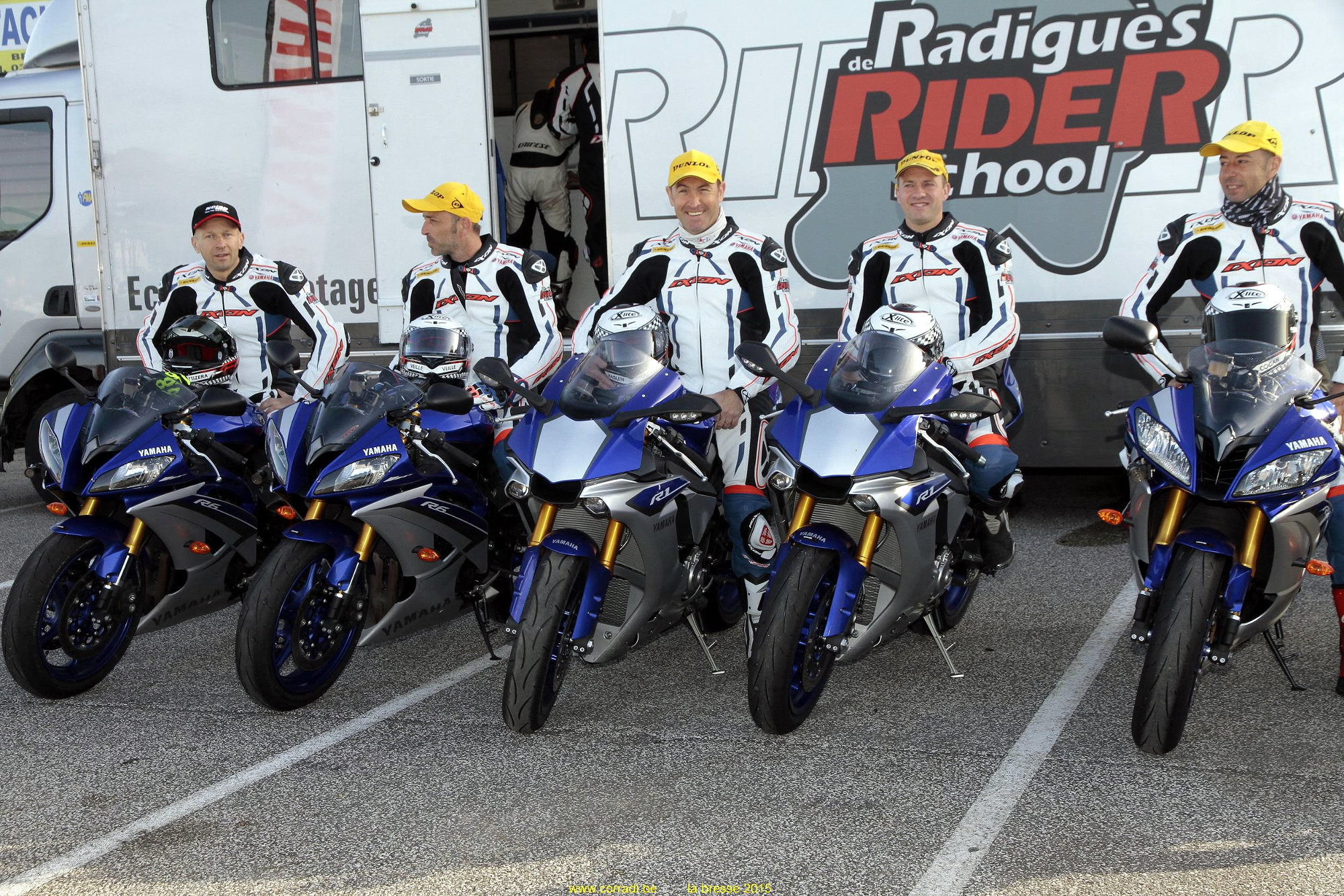 Moniteurs De Radiguès Rider School 2018