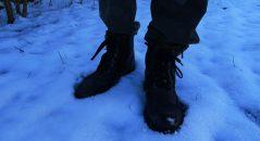 La neige paralyse la France mais pas les demi-bottes Falco Aviator