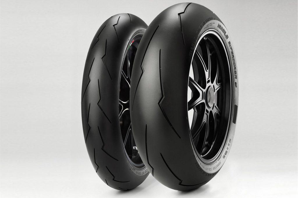 Le Pirelli Diablo Supercorsa, un pneu moto sportif de référence