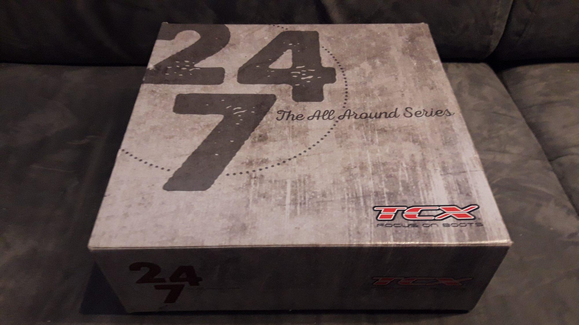 TCX Metropolitan box