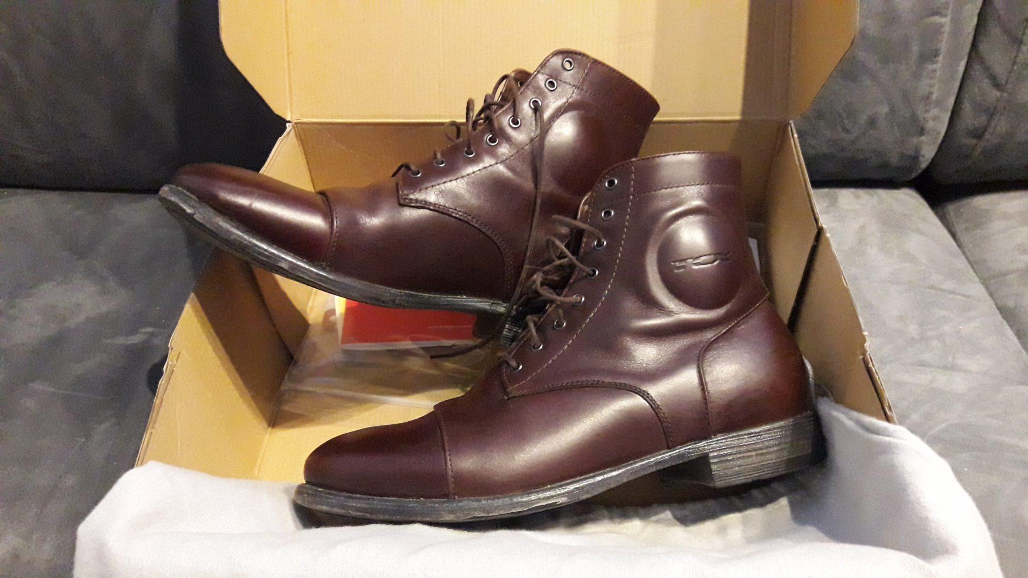 25eb826a14e6cc TCX Metropolitan, des boots classes et protectrices - Essai