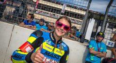 Margaux Wanham, nouvelle Pilote Motoblouz !