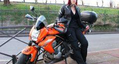 Pantalon moto Corsica Lady Ixon