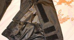 Pantalon moto Corsica Lady Ixon détail jambe