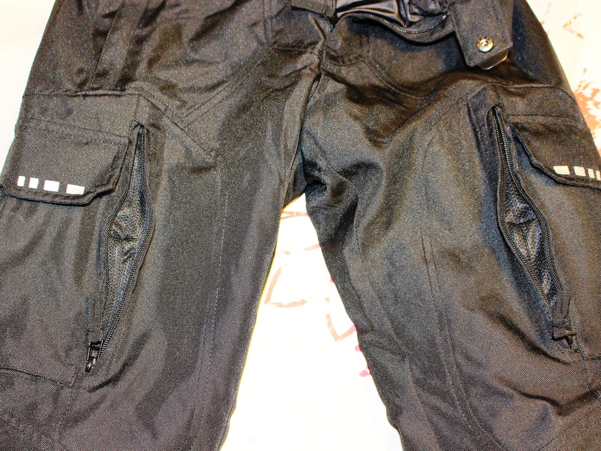 Pantalon Corsica Lady Ixon détail ventilation