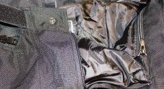 Pantalon Corsica Lady Ixon détail zip