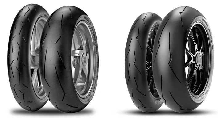 Pirelli Diablo Supercorsa SC V1 et V2