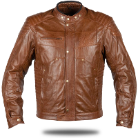 Test du blouson cuir vintage DXR Ruff