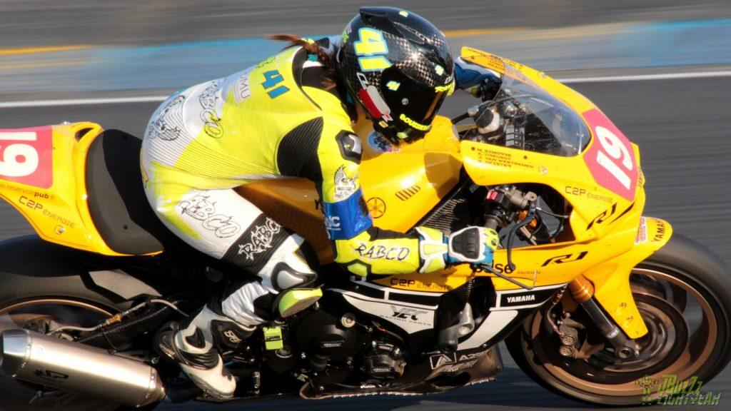 Le Team Girls Racing dispose toujours du soutien du public!