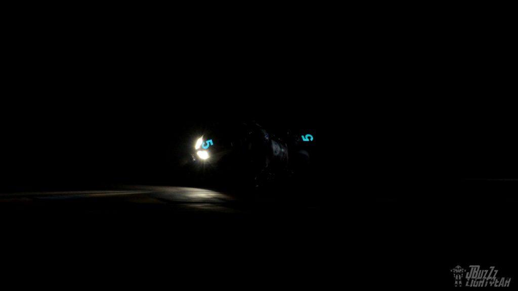 Au Mans, la nuit est aussi belle que piégeuse pour les pilotes…