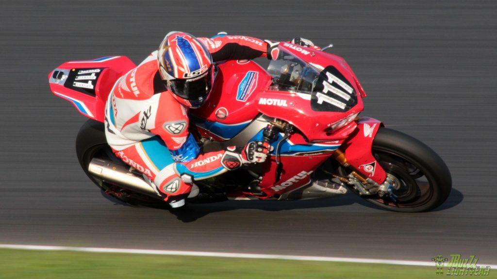 Le Team Honda Endurance assure le doublé à la marque japonaise!