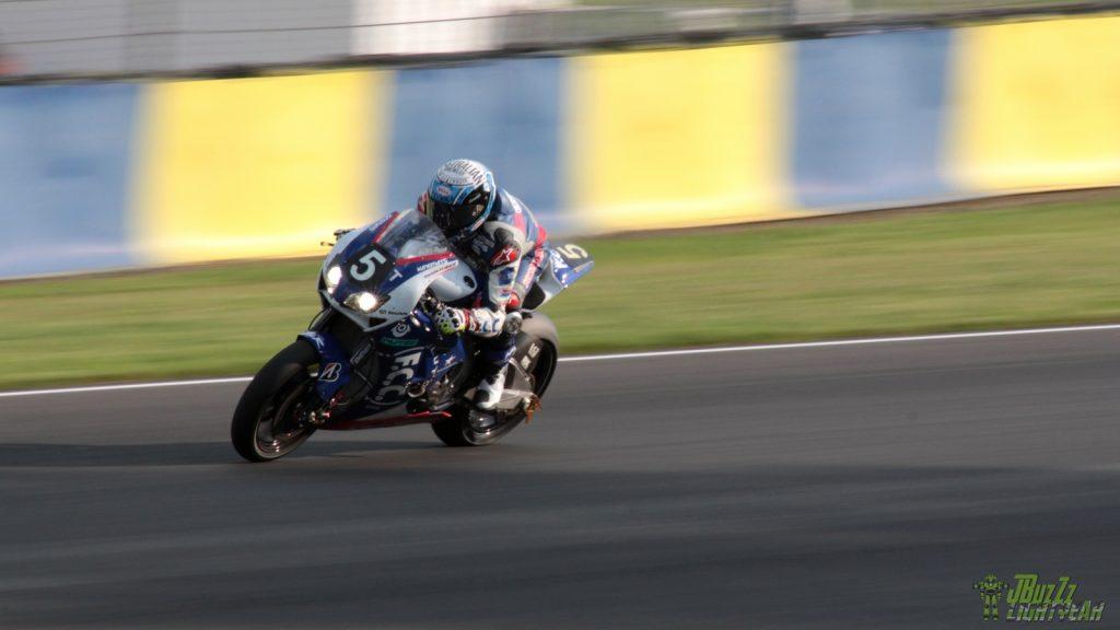 Au bout du suspens, le TSR FCC offre la victoire à Honda aux 24 Heures du Mans 2018.