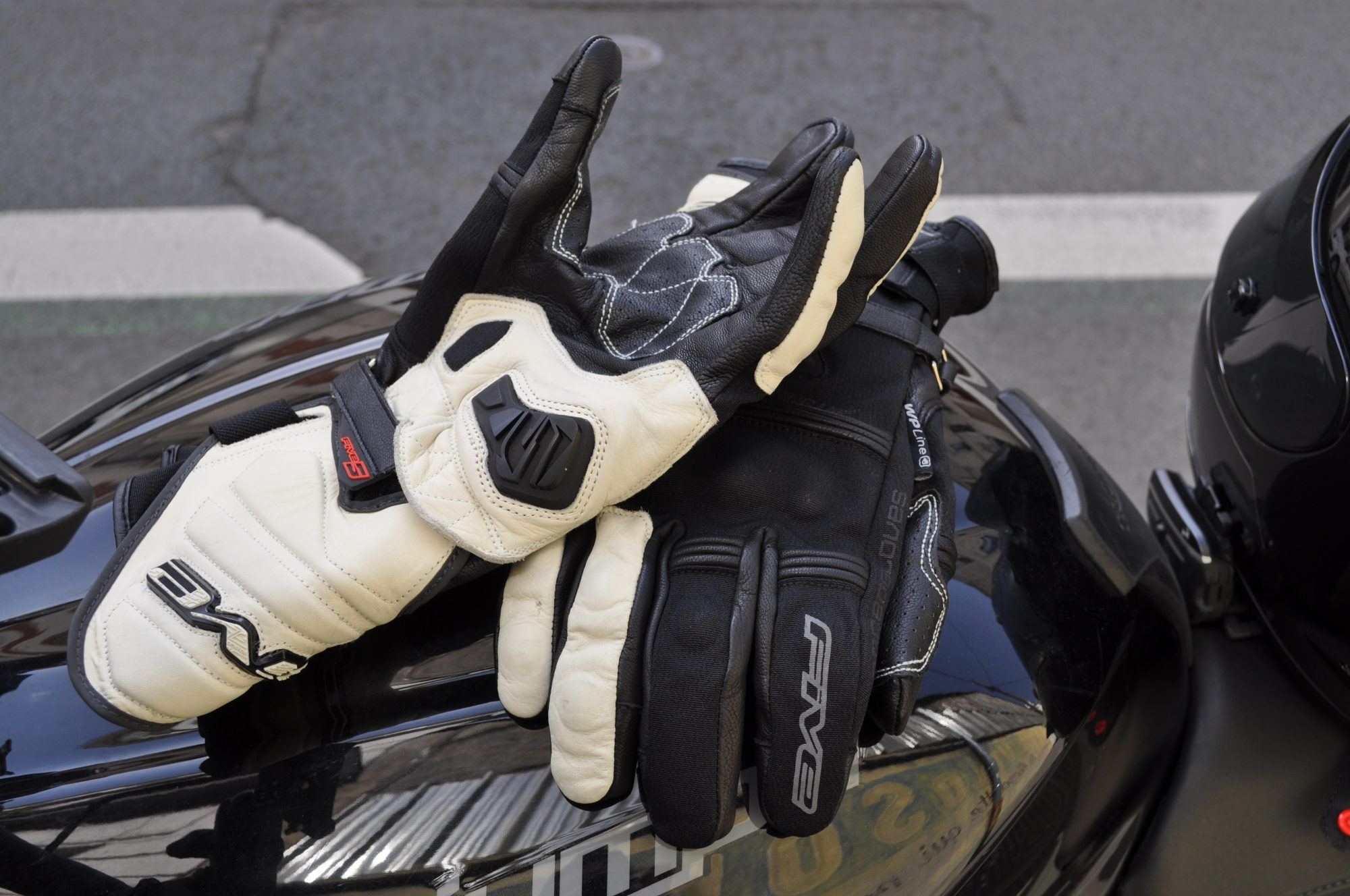 Gants FIVE GT2 WP