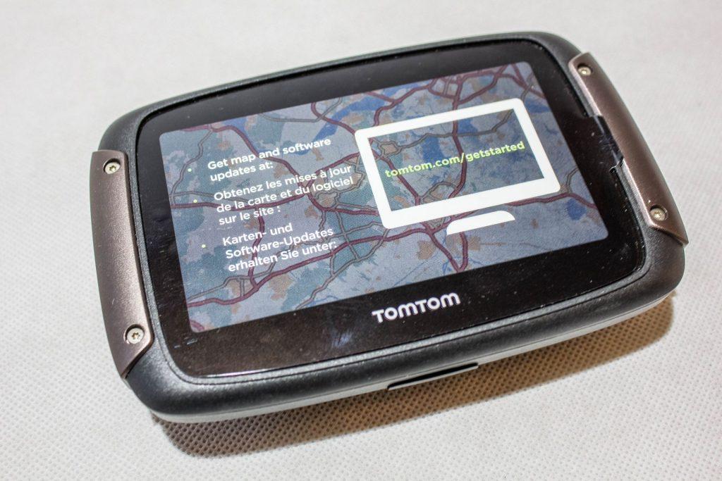 TomTom Rider 450 – GPS