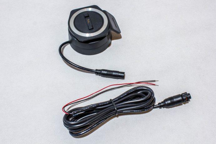 Platine et câble d'alimentation du Rider 450