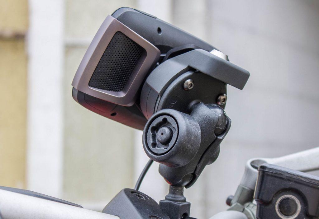 TomTom Rider 450 – antivol bras intermédiaire RAM