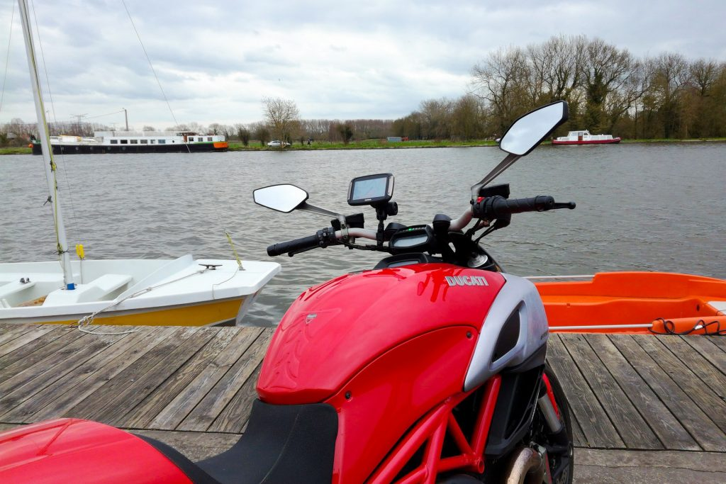 TomTom Rider 450 – aperçu diavel