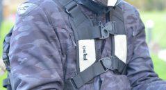 Le harnais du sac à dos KRIEGA R30 vu de face