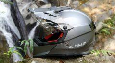 Visière casque LS2 MX436 Pionneer
