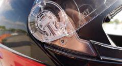 Mécanisme d'écran tout en métal pour le casque AGV SportModular