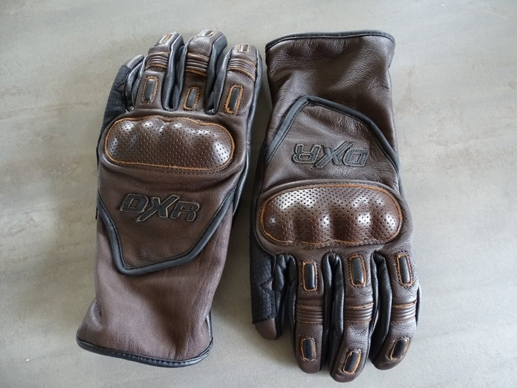 Les gants DXR TTR, étudiés pour la mi-saison