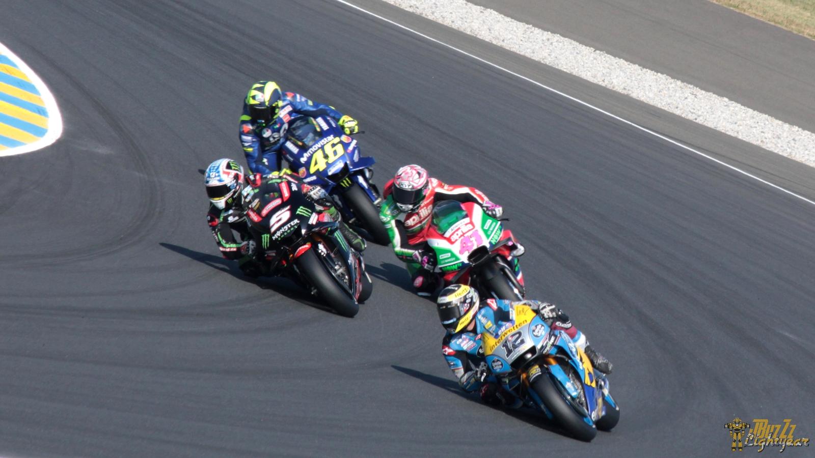 En un an, Johann Zarco à renversé la hiérarchie du MotoGP!