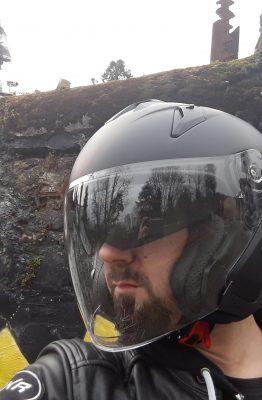 Casque Jet Dexter Soddy : écran longtrip