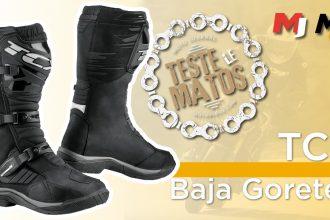 TCX Baja Gore-Tex