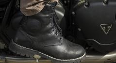 Vue de droite des TCX Boots Hero Goretex