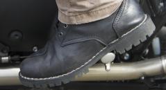 Vue de gauche des TCX Boots Hero Goretex