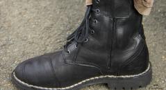 zip latéral des TCX Boots Hero Goretex