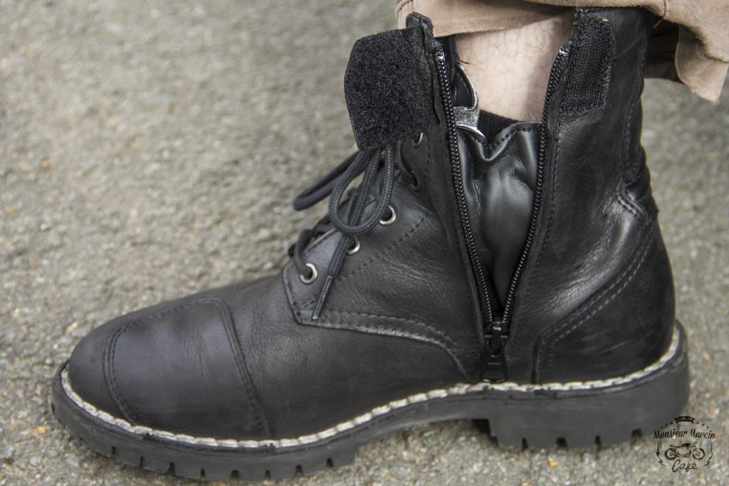 TCX_Boots_HERO_GORETEX_zip_latéral