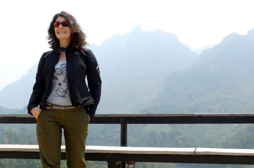 Le IXS Andorra est assez sobre en mode piéton