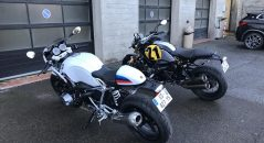 BMW R Nine T Spezial et Racer