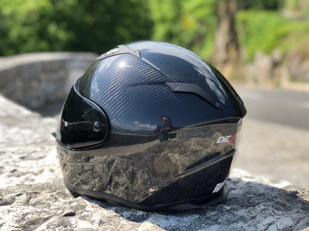 Le Dexter Cronos Carbon, un bon casque routier