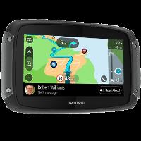 Essai GPS moto TomTom Rider 550