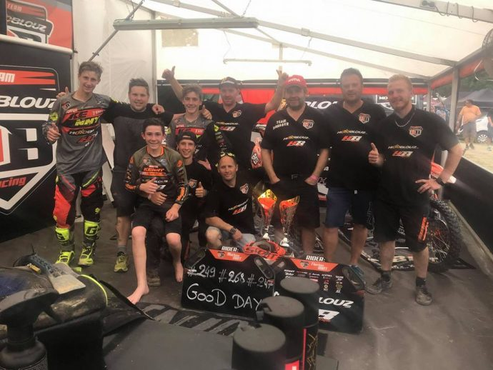 Team Motoblouz HB Racing Pernes les fontaines