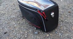 Aérodynamisme de la sacoche Bagster D-Line Nitro