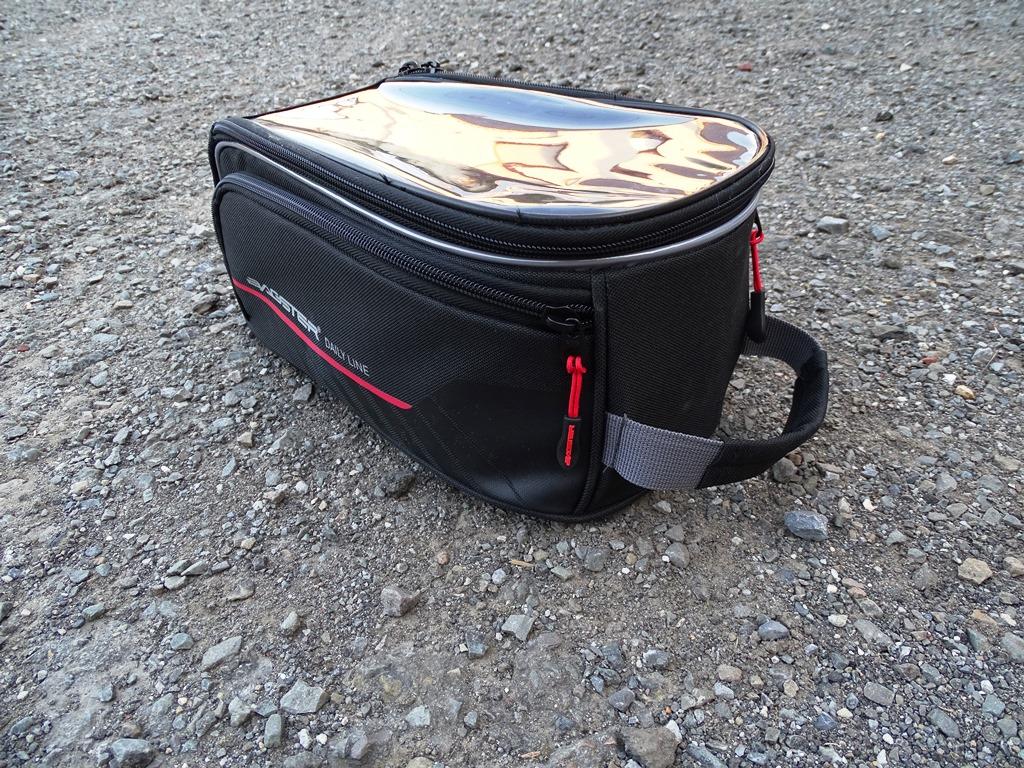 Poignée de transport sur la sacoche Bagster D-Line Nitro