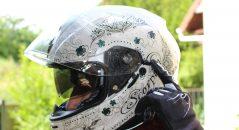 Ecran solaire du casque Scorpion Exo 510 Air