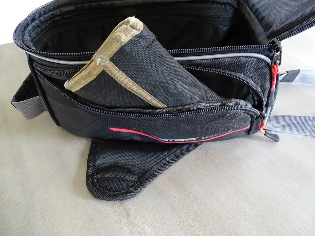 Poche latérale de la sacoche Bagster D-Line Nitro