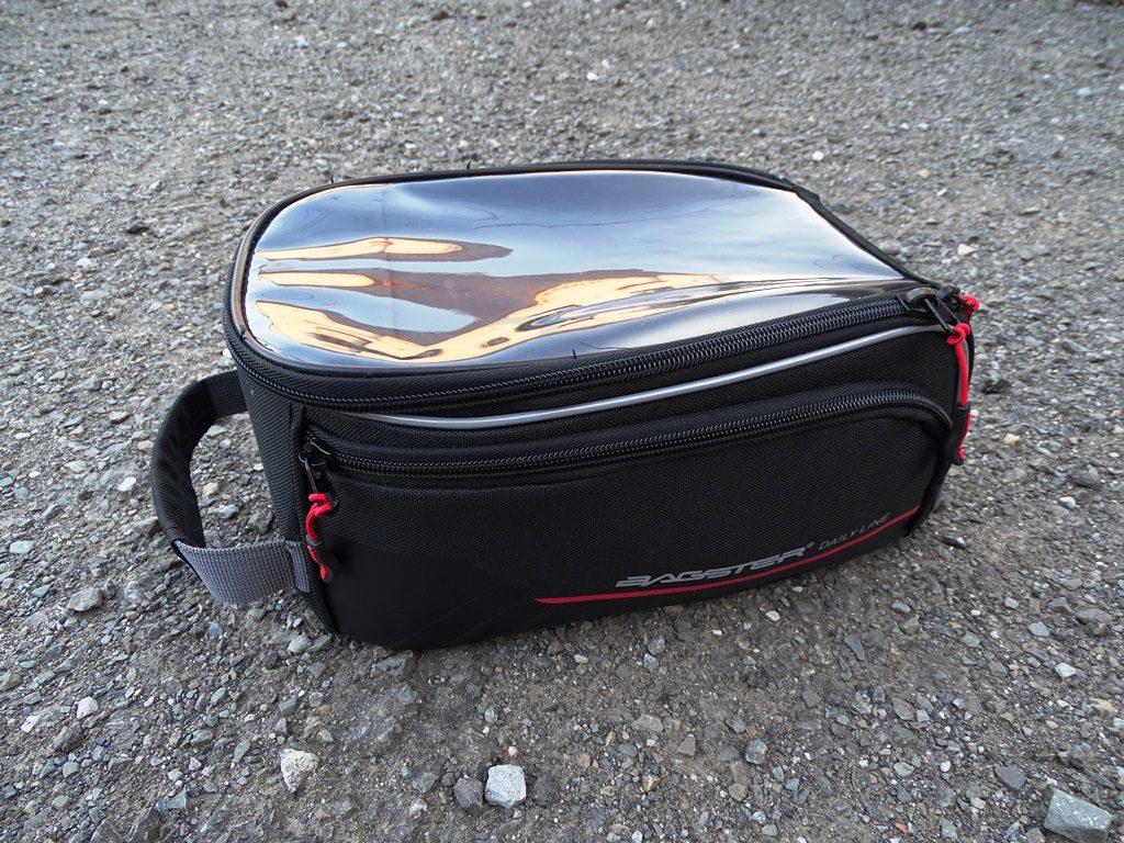 La sacoche bagster D-Line Nitro est plutôt sobre.