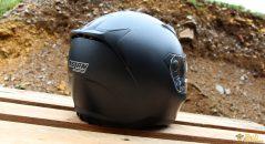 Spoiler pour évacuer l'air chaud sur casque Nolan N60.5 Special