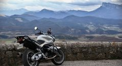 Michelin Road 5 sur BMW R1200R