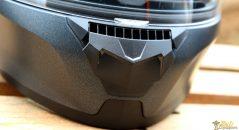 Prise d'air frontale du casque Nolan N60.5 Special